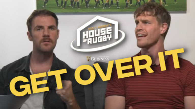 Baz & Andrew's House of Rugby | Ireland crush Russia and set sights on Samoa