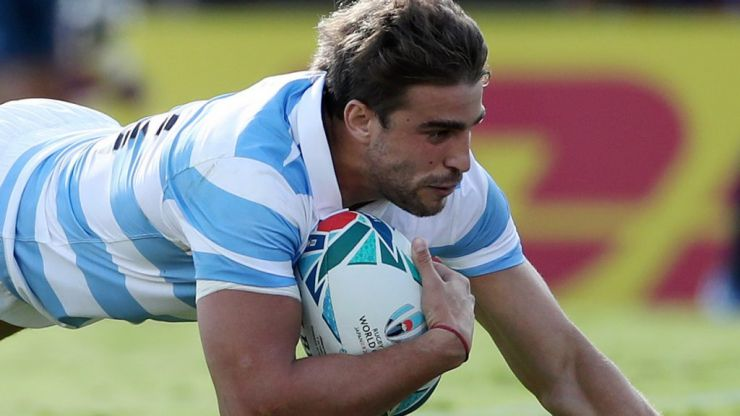 WATCH: Argentina finish tournament with 47-17 win over USA in RWC 2019