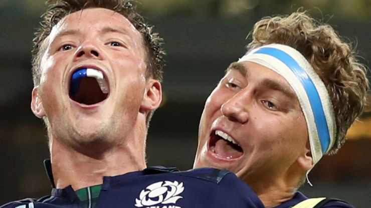 WATCH: Scotland rout Russia with bonus point 61-0 win in RWC 2019
