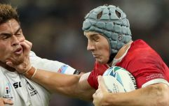 WATCH: Wales enter the quarters after a brutal 29-17 win over Fiji in RWC 2019