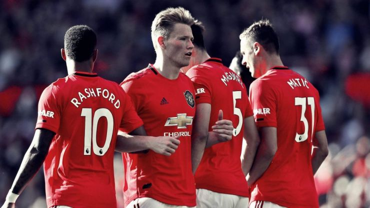 Scott McTominay and Daniel James are now Man United's best midfielders