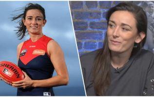 """I was like, 'what will Dublin think?'"" - Niamh McEvoy on Australia move"