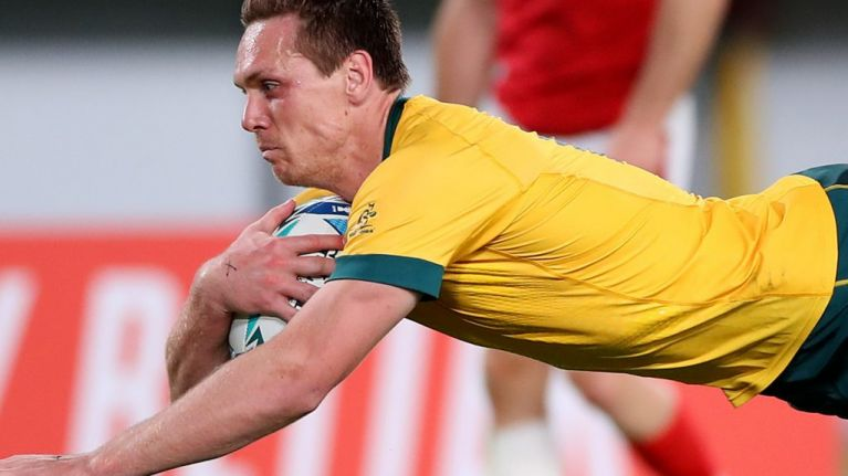 WATCH: Top five Tries of the Rugby World Cup 2019