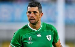 Rob Kearney backed to edge out Jordan Larmour for quarter final