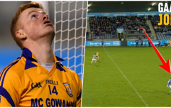 In what world would Conor McHugh want to be lying on the ground with winner in his sights