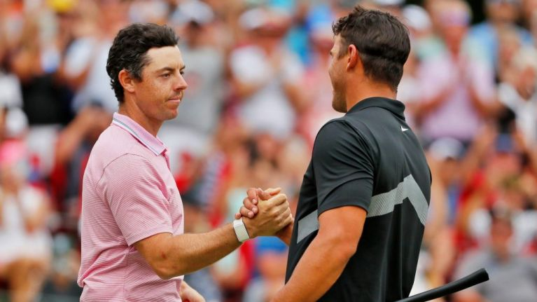 Brooks Koepka walks all over Rory McIlroy's record with brutal comments