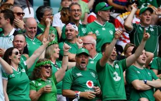 Here's how every Irish rugby fan can get a free Guinness this weekend