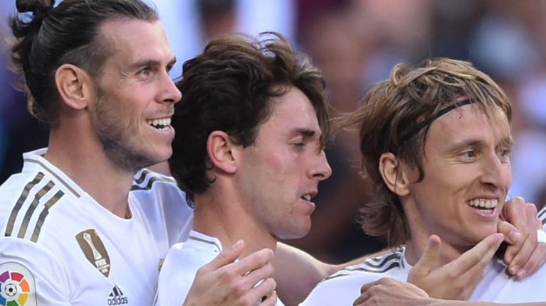 Real Madrid are La Liga leaders but remain deeply flawed