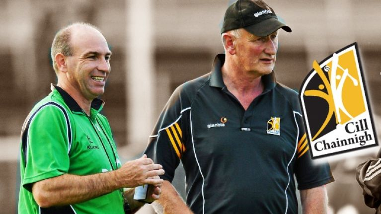 """""""You just don't say no to Brian Cody"""" - Cody's way or the highway"""
