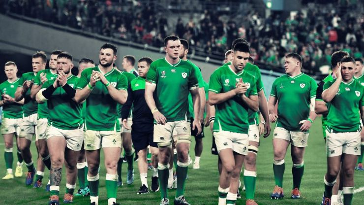 Ireland fecked out of World Cup early again after failing to back up big talk