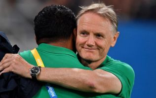 'People who say Joe Schmidt is defined by his World Cups are talking shit'