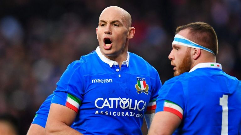 Sergio Parisse rips rugby officials a new one over World Cup fixture farce