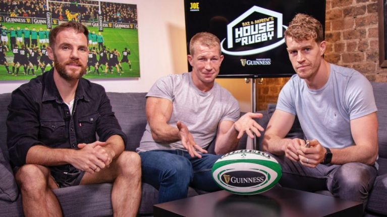 How to get tickets to House of Rugby's Live World Cup show in Limerick