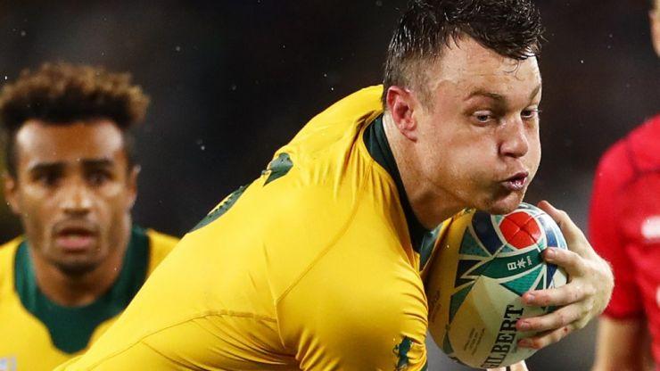 WATCH: Australia labour to a 27-8 win over Georgia in RWC 2019
