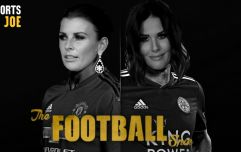 The Football Spin | Coleen Rooney v Rebekah Vardy