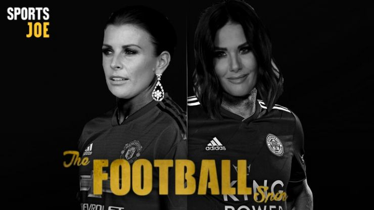 The Football Spin   Coleen Rooney v Rebekah Vardy