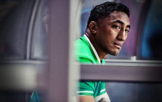 Bundee Aki's World Cup likely to be over and Ireland can't get replacement