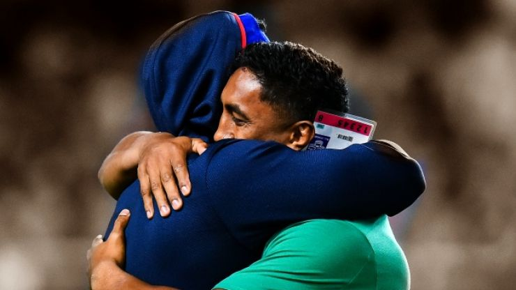 Samoans plead for Aki's red to be cleared ahead of quarter final