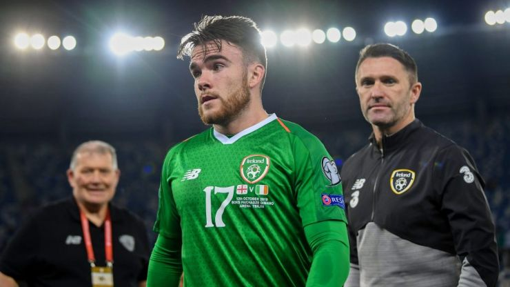 Mick McCarthy waits on Aaron Connolly scan following injury against Manchester United