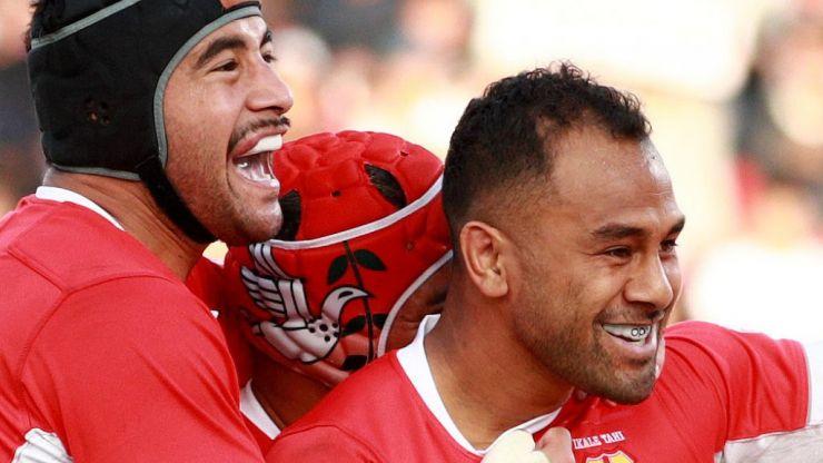 WATCH: Tonga beat USA 31-19 in their last match in RWC 2019