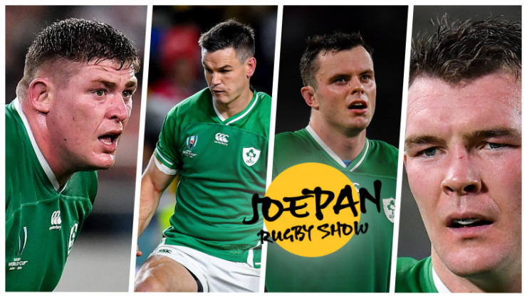 """""""He has to be guaranteed on the team"""" - Flannery on new Irish captain"""