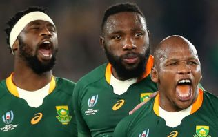 WATCH: South Africa clinch a finals spot with 19-16 win over Wales