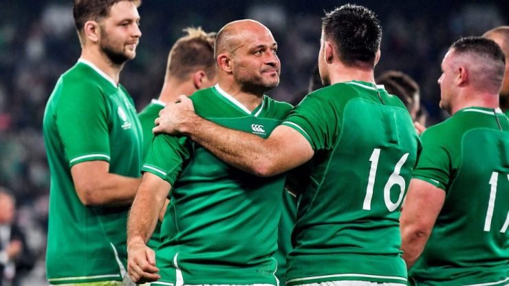 Rory Best to play one last game before he hangs up boots for good