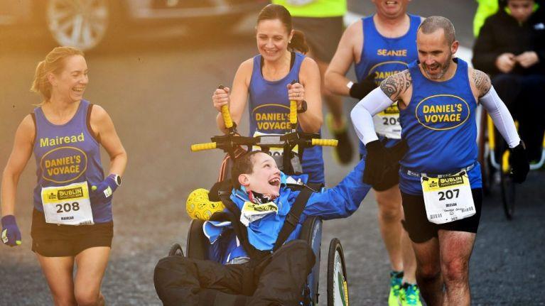 "Dublin Marathon organisers claim lottery the ""fairest system"" to runners"