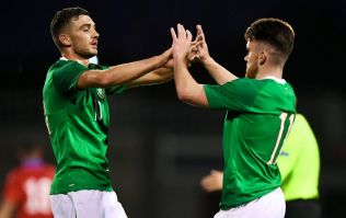 Parrott, Connolly and Obafemi all named in provisional Ireland squad