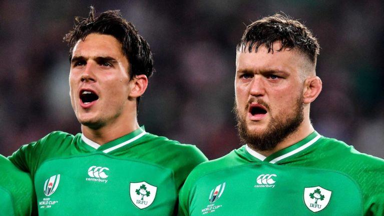 The new era Ireland XV to start 2020 Six Nations against Scotland