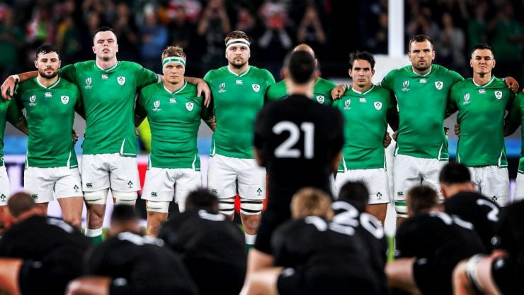 Final player stats for Ireland's World Cup squad don't make for great reading
