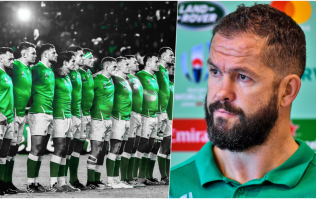 Ireland's new world ranking a perfect reflection on job facing Andy Farrell