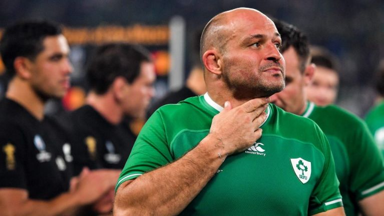"""""""Rory Best had an amazing career. He was a warrior"""" - Jerry Flannery"""