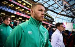 'There's no official, written rule... I'd love to play for Ireland again' - Sean O'Brien