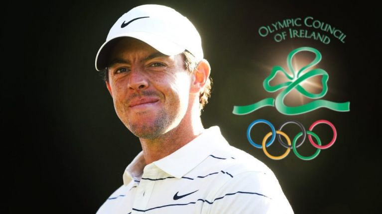 """""""All I've done through my whole life is play for Ireland and why would that change?"""" - Rory McIlroy"""