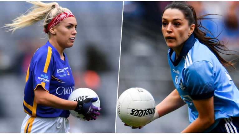 Ladies footballers choose their players of the year as nominees announced