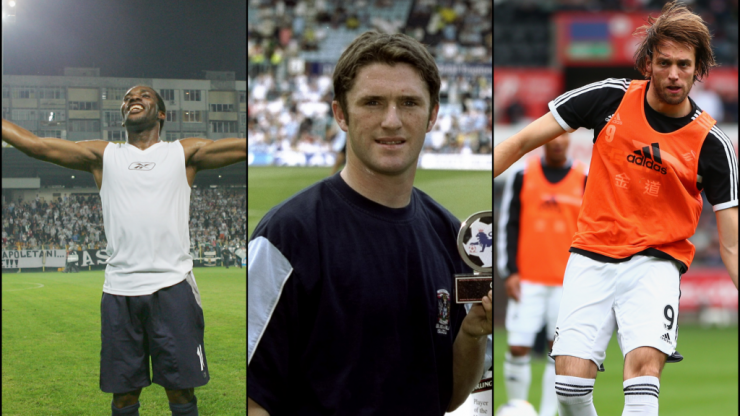 QUIZ: Can you remember what clubs these Premier League legends played for?