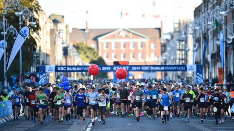 Dublin Marathon guarantees entries for recent runners