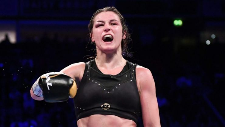 Katie Taylor set for Amanda Serrano super-fight in March 2020