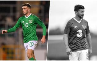 Parrott in, no room for Long as Ireland squad for Denmark named