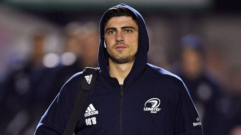 Jimmy O'Brien stakes European claim after late call-up in Connacht