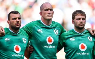 """It was a complete and utter shock when Joe's name came up on my phone"" - Devin Toner"