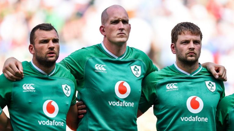 """""""It was a complete and utter shock when Joe's name came up on my phone"""" - Devin Toner"""