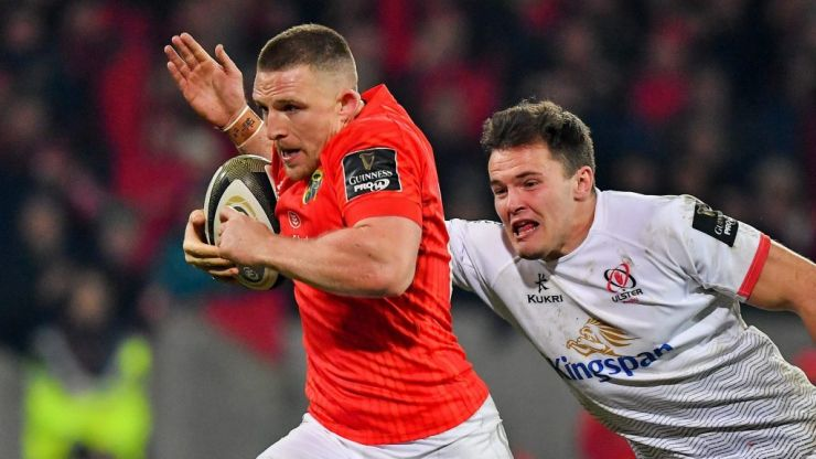 Andrew Conway moment of pure brilliance seals it for Munster