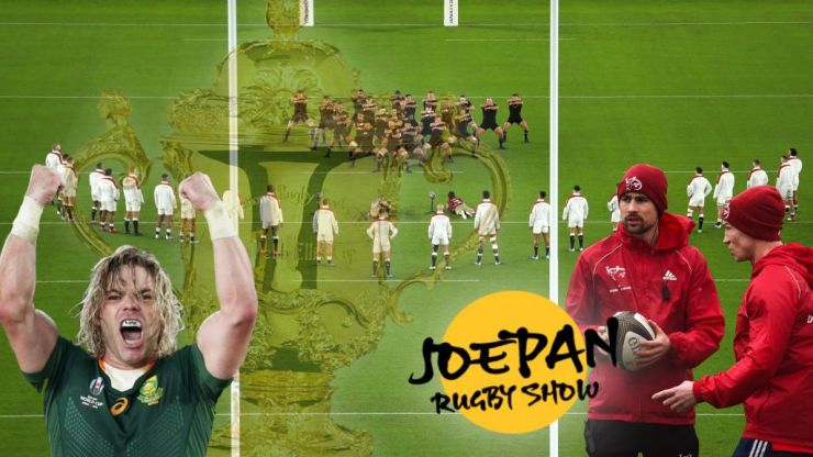 World Cup final preview - The JOEpan Rugby Show