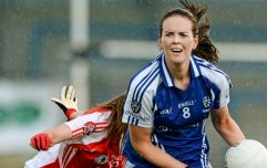 Back training two weeks after birth of child, Monaghan star still going strong