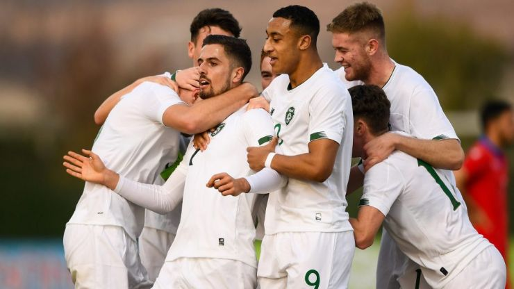 Elbouzedi strike the difference as u21s secure away win