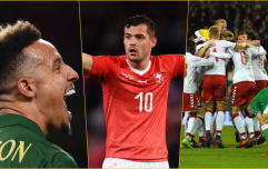 Why a Switzerland-Georgia draw is bad news for Ireland