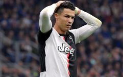 Let's talk about Cristiano Ronaldo's ongoing decline