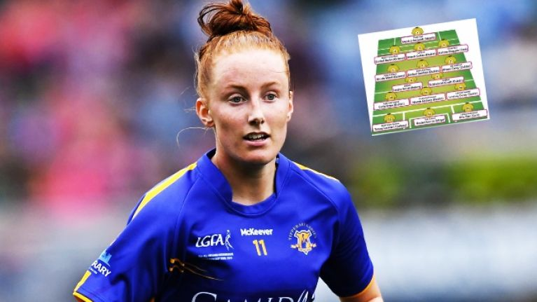 One of best ladies footballers in country left out of All-Star team